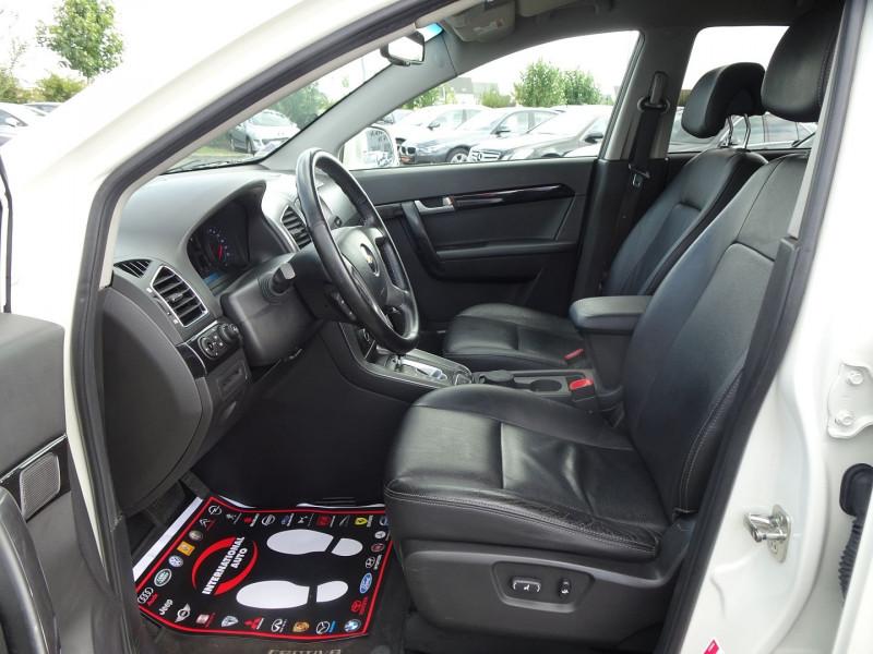 Photo 13 de l'offre de CHEVROLET CAPTIVA 2.2 VCDI184 LTZ BA AWD à 10990€ chez International Auto Auneau