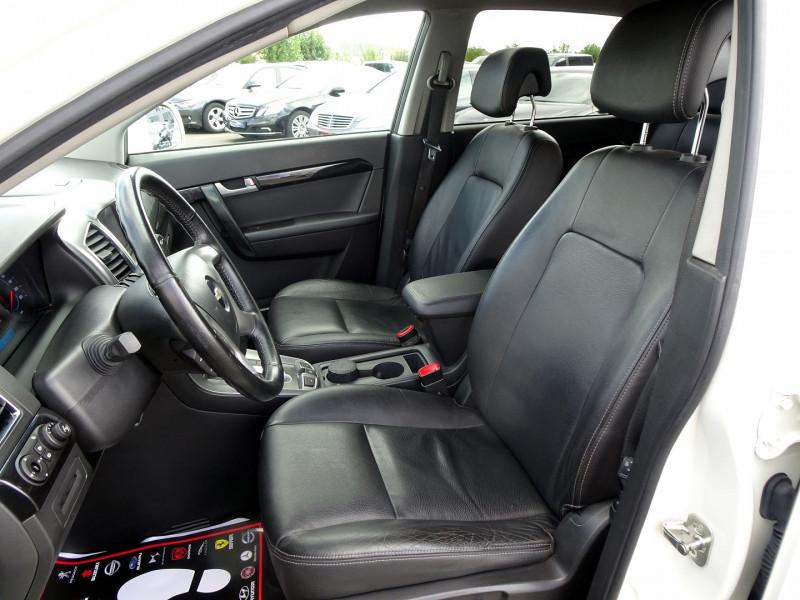 Photo 17 de l'offre de CHEVROLET CAPTIVA 2.2 VCDI184 LTZ BA AWD à 10990€ chez International Auto Auneau
