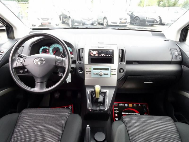 Photo 12 de l'offre de TOYOTA COROLLA VERSO 177 D-4D CLEAN POWER 7 PLACES à 6490€ chez International Auto Auneau
