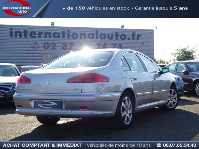 Photo 2 de l'offre de PEUGEOT 607 2.2 16V EXECUTIVE PACK à 5590€ chez International Auto Auneau