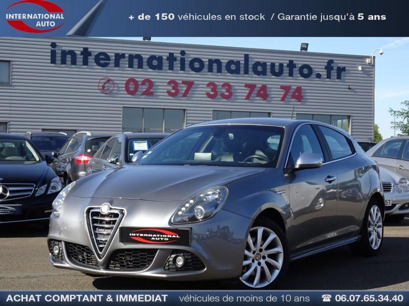 Photo 1 de l'offre de ALFA ROMEO GIULIETTA 2.0 JTDM170 EXCLUSIVE STOP&START ALFA TCT à 11590€ chez International Auto Auneau