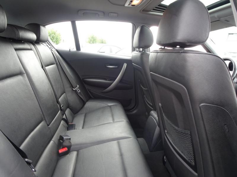Photo 6 de l'offre de BMW SERIE 1 (E81/E87) 120I 150CH LUXE 5P à 6990€ chez International Auto Auneau