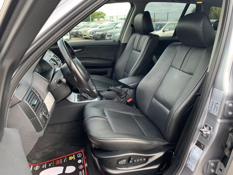 Photo 15 de l'offre de BMW X3 (E83) 3.0DA 218CH LUXE à 11490€ chez International Auto Auneau