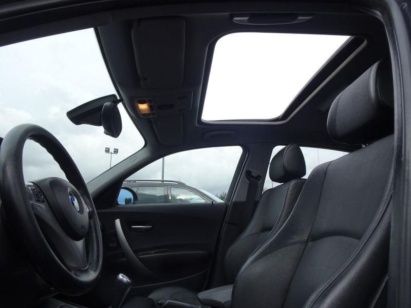 Photo 13 de l'offre de BMW SERIE 1 (E81/E87) 120I 150CH LUXE 5P à 6990€ chez International Auto Auneau