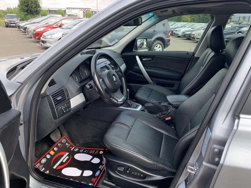 Photo 17 de l'offre de BMW X3 (E83) 3.0DA 218CH LUXE à 11490€ chez International Auto Auneau