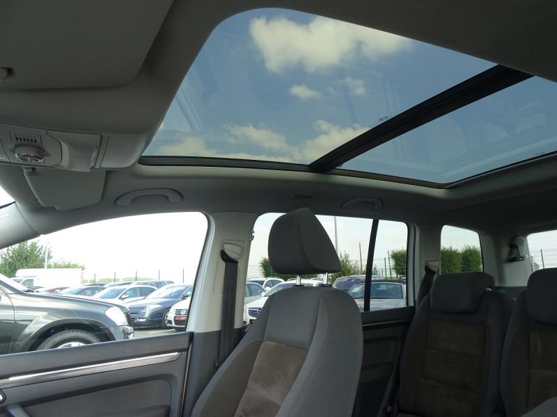 Photo 5 de l'offre de VOLKSWAGEN TOURAN 2.0 TDI 140CH CONFORTLINE 7 PLACES à 8890€ chez International Auto Auneau