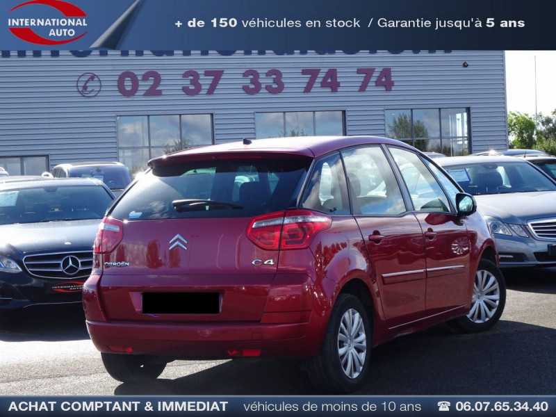 Photo 2 de l'offre de CITROEN C4 PICASSO 1.6 VTI 120 PACK DYNAMIQUE à 5590€ chez International Auto Auneau