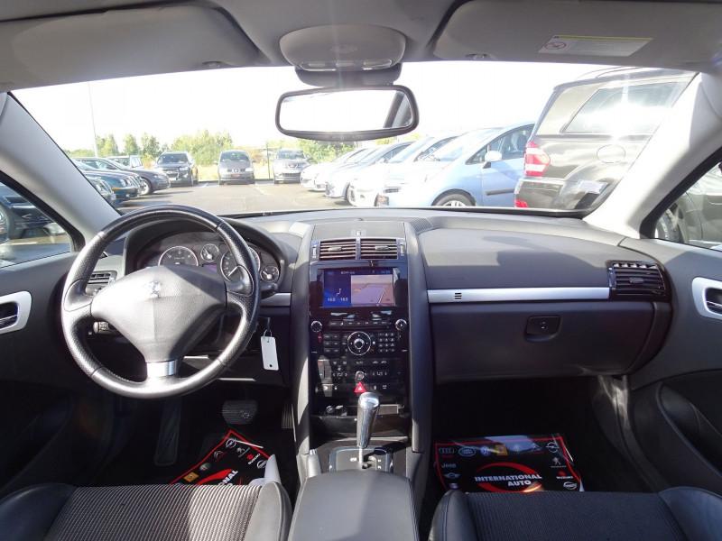 Photo 5 de l'offre de PEUGEOT 407 COUPE 2.7 V6 HDI NAVTEQ BAA FAP à 6990€ chez International Auto Auneau
