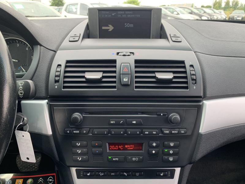 Photo 10 de l'offre de BMW X3 (E83) 3.0DA 218CH LUXE à 11490€ chez International Auto Auneau
