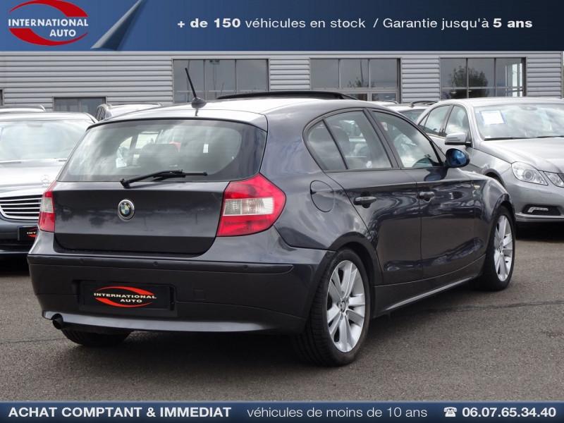 Photo 2 de l'offre de BMW SERIE 1 (E81/E87) 120I 150CH LUXE 5P à 6990€ chez International Auto Auneau