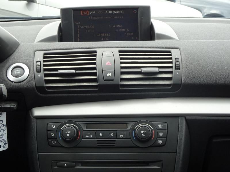 Photo 9 de l'offre de BMW SERIE 1 (E81/E87) 120I 150CH LUXE 5P à 6990€ chez International Auto Auneau
