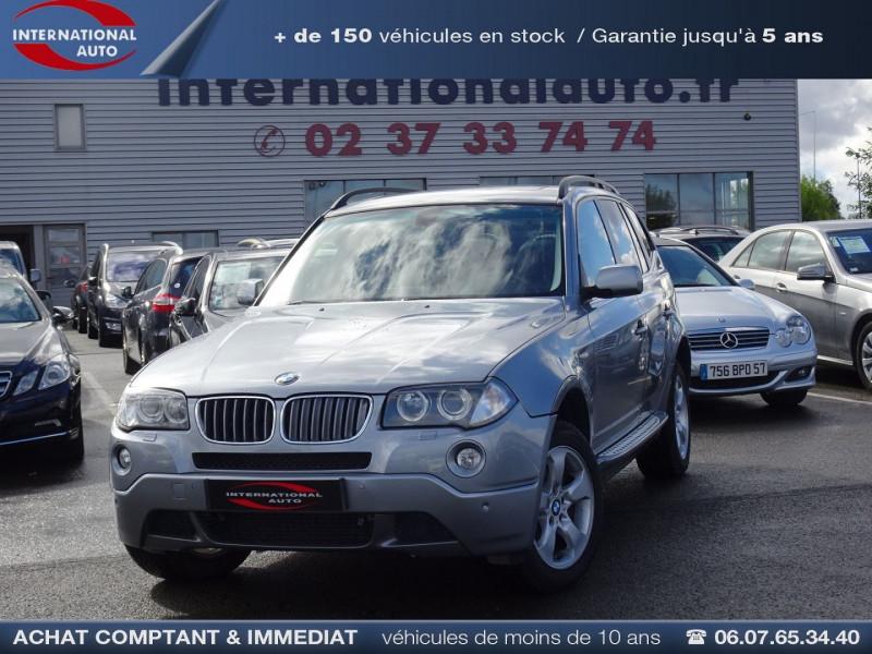 Bmw X3 (E83) 3.0DA 218CH LUXE Diesel GRIS C Occasion à vendre
