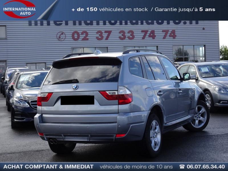 Photo 2 de l'offre de BMW X3 (E83) 3.0DA 218CH LUXE à 11490€ chez International Auto Auneau