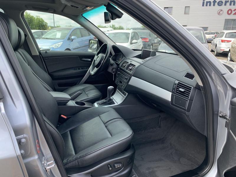 Photo 18 de l'offre de BMW X3 (E83) 3.0DA 218CH LUXE à 11490€ chez International Auto Auneau