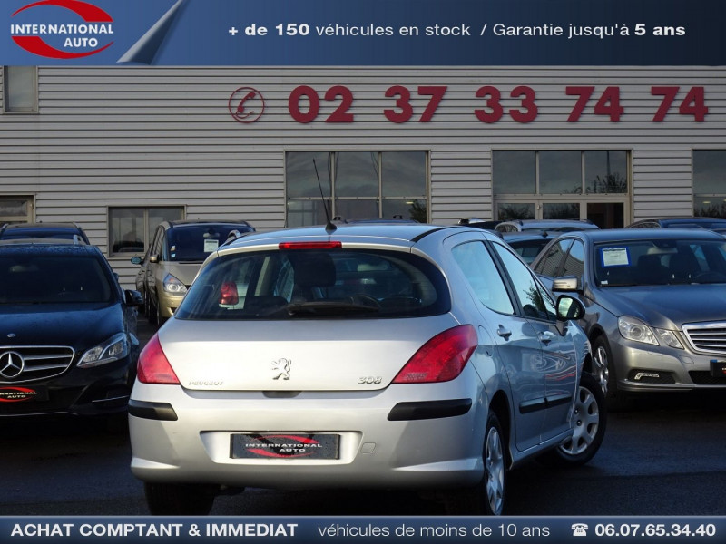 Photo 2 de l'offre de PEUGEOT 308 1.4 VTI 16V CONFORT PACK 5P à 5390€ chez International Auto Auneau