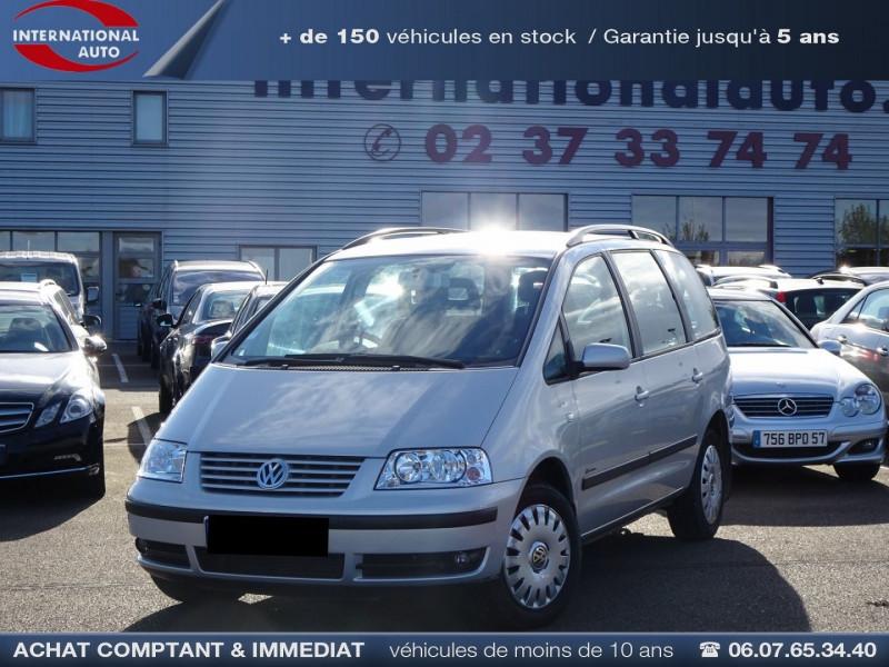 Volkswagen SHARAN 1.9 TDI 115CH CONFORT Diesel GRIS C Occasion à vendre