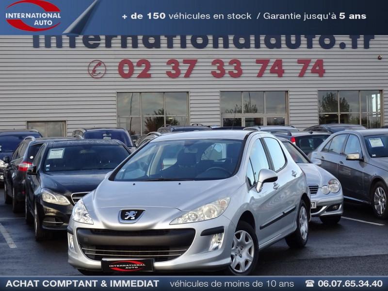Peugeot 308 1.4 VTI 16V CONFORT PACK 5P Essence GRIS C Occasion à vendre