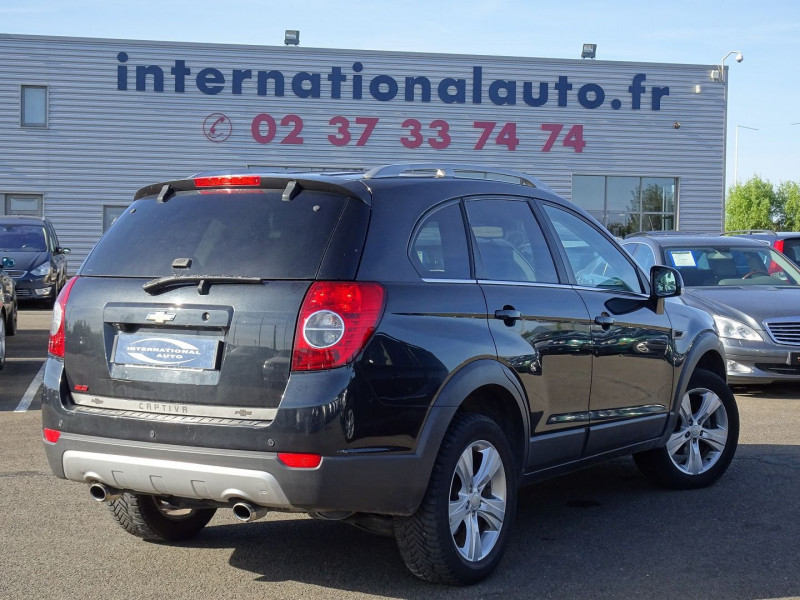Chevrolet CAPTIVA 2.2 VCDI163 LT+ FWD Diesel NOIR Occasion à vendre