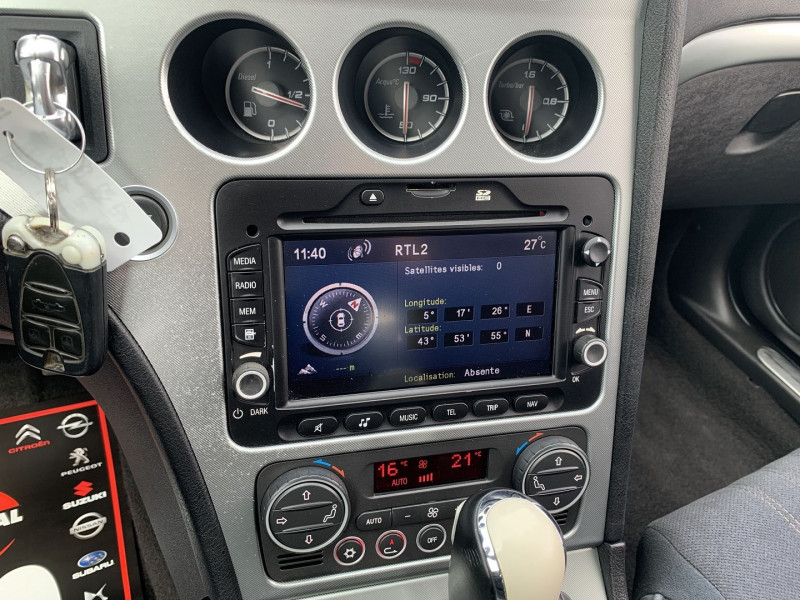 Photo 14 de l'offre de ALFA ROMEO 159 2.4 JTD200 20V DISTINCTIVE  QTRONIC à 8690€ chez International Auto Auneau