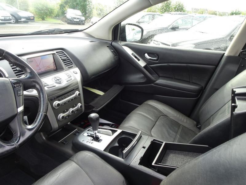 Photo 5 de l'offre de NISSAN MURANO 2.5 DCI 198CH ALL-MODE 4X4 BVA à 13790€ chez International Auto Auneau