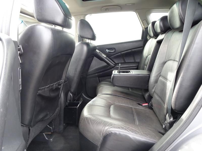 Photo 9 de l'offre de NISSAN MURANO 2.5 DCI 198CH ALL-MODE 4X4 BVA à 13790€ chez International Auto Auneau