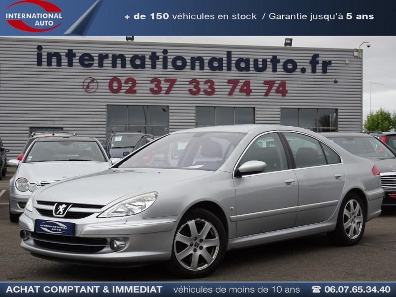 Peugeot 607 2.2 16V EXECUTIVE PACK Essence GRIS CLAIR  Occasion à vendre