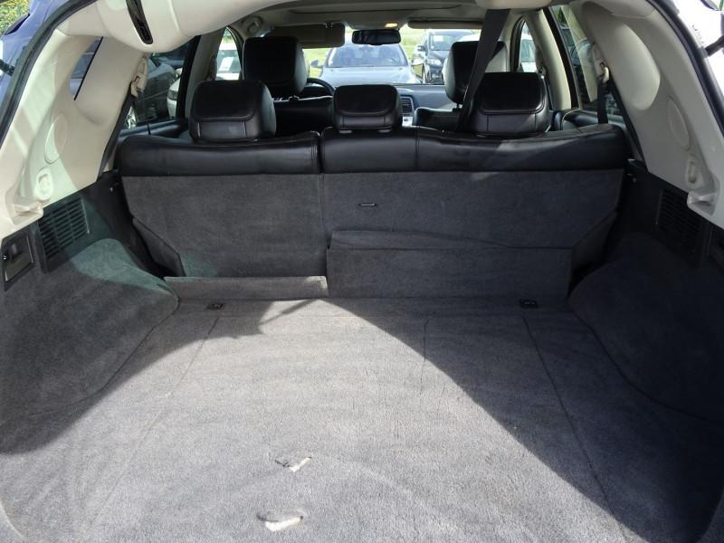 Photo 10 de l'offre de NISSAN MURANO 2.5 DCI 198CH ALL-MODE 4X4 BVA à 13790€ chez International Auto Auneau