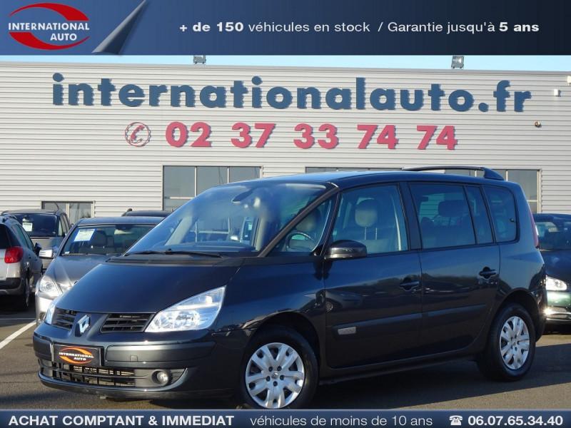 Renault ESPACE IV 2.0 DCI 130CH EXPRESSION Diesel GRIS FONCE  Occasion à vendre