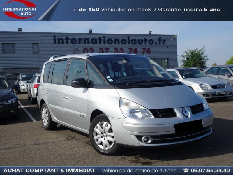 Renault ESPACE IV 2.0 DCI 130CH CARMINAT EVOLUTION Diesel GRIS C Occasion à vendre