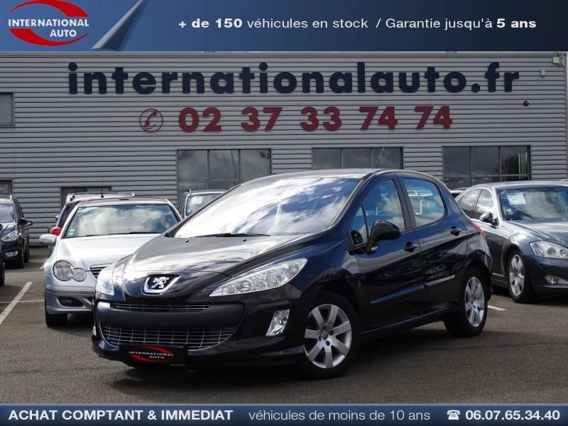 Peugeot 308 1.6 VTI 16V PREMIUM 5P Essence NOIR Occasion à vendre