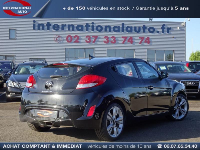 Photo 2 de l'offre de HYUNDAI VELOSTER 1.6 T-GDI TURBO à 12990€ chez International Auto Auneau