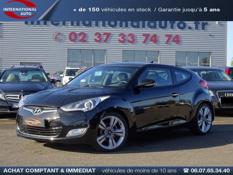 Hyundai VELOSTER 1.6 T-GDI TURBO Essence MARRON Occasion à vendre