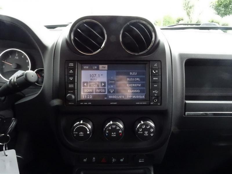 Photo 10 de l'offre de JEEP PATRIOT 2.2 CRD FAP LIMITED à 9690€ chez International Auto Auneau