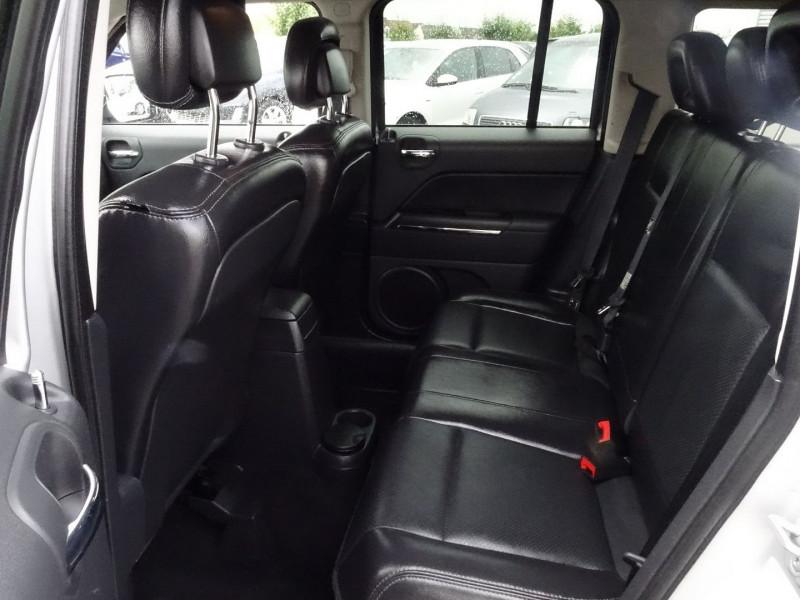 Photo 7 de l'offre de JEEP PATRIOT 2.2 CRD FAP LIMITED à 9690€ chez International Auto Auneau