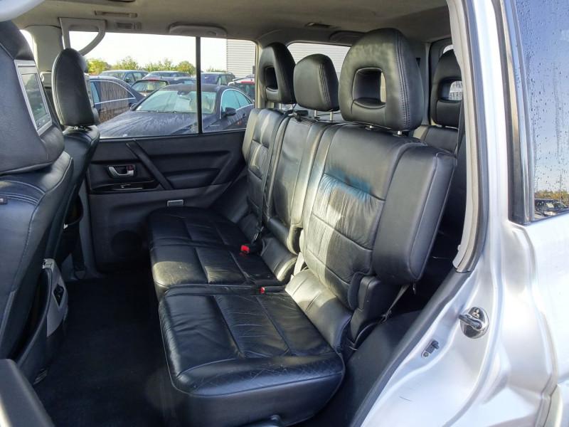 Photo 3 de l'offre de MITSUBISHI PAJERO 3.2 DI-D160 INTENSE BA LONG à 14490€ chez International Auto Auneau