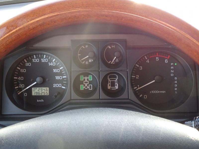 Photo 16 de l'offre de MITSUBISHI PAJERO 3.2 DI-D160 INTENSE BA LONG à 14490€ chez International Auto Auneau
