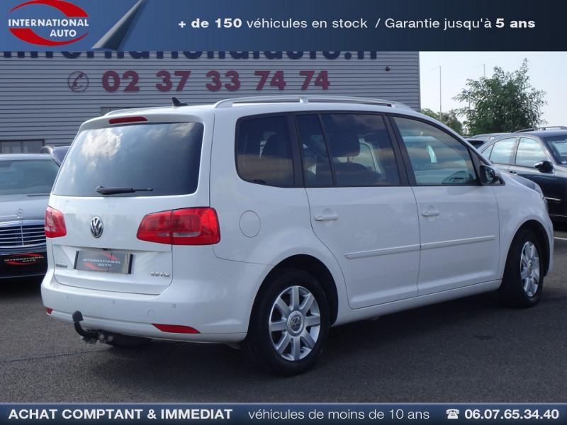Photo 2 de l'offre de VOLKSWAGEN TOURAN 2.0 TDI 140CH FAP CONFORTLINE BUSINESS à 8890€ chez International Auto Auneau