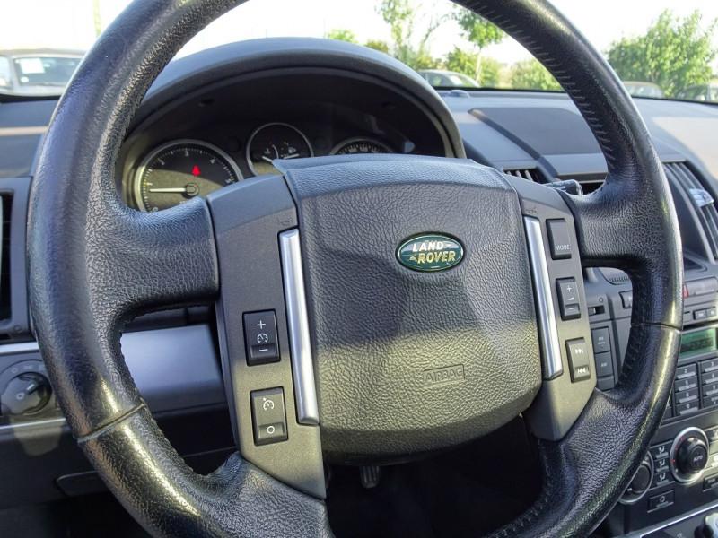 Photo 13 de l'offre de LAND-ROVER FREELANDER TD4_E DPF HSE à 10890€ chez International Auto Auneau
