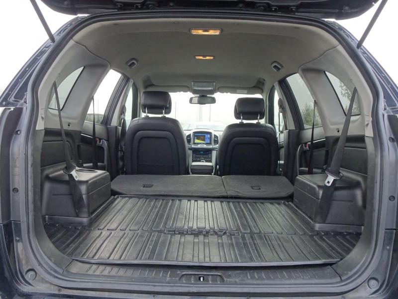 Photo 9 de l'offre de CHEVROLET CAPTIVA 2.2 VCDI184 LTZ BA AWD à 11990€ chez International Auto Auneau