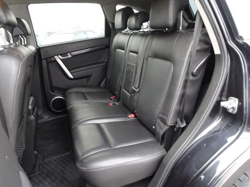 Photo 4 de l'offre de CHEVROLET CAPTIVA 2.2 VCDI184 LTZ BA AWD à 11990€ chez International Auto Auneau