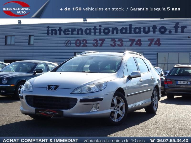 Photo 1 de l'offre de PEUGEOT 407 SW 2.0 HDI136 GRIFFE à 5890€ chez International Auto Auneau