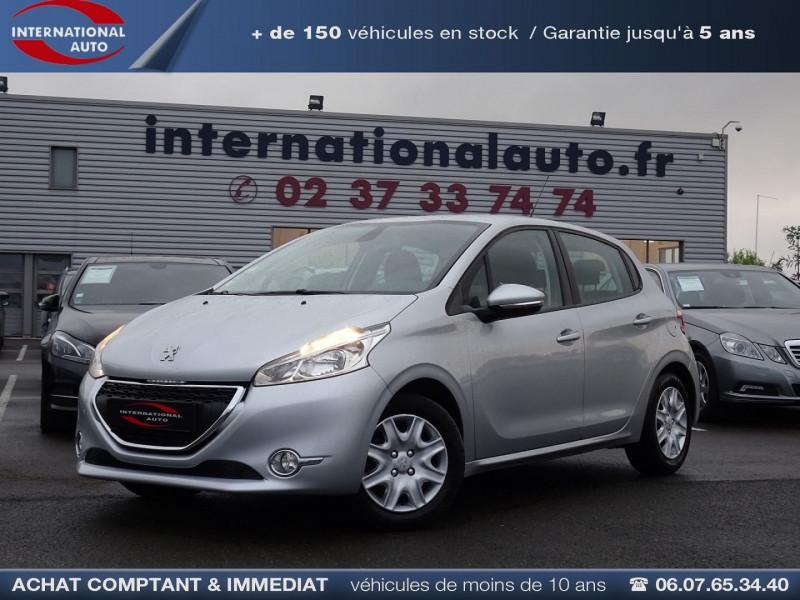 Peugeot 208 1.4 HDI FAP BUSINESS 5P Diesel GRIS CLAIR  Occasion à vendre