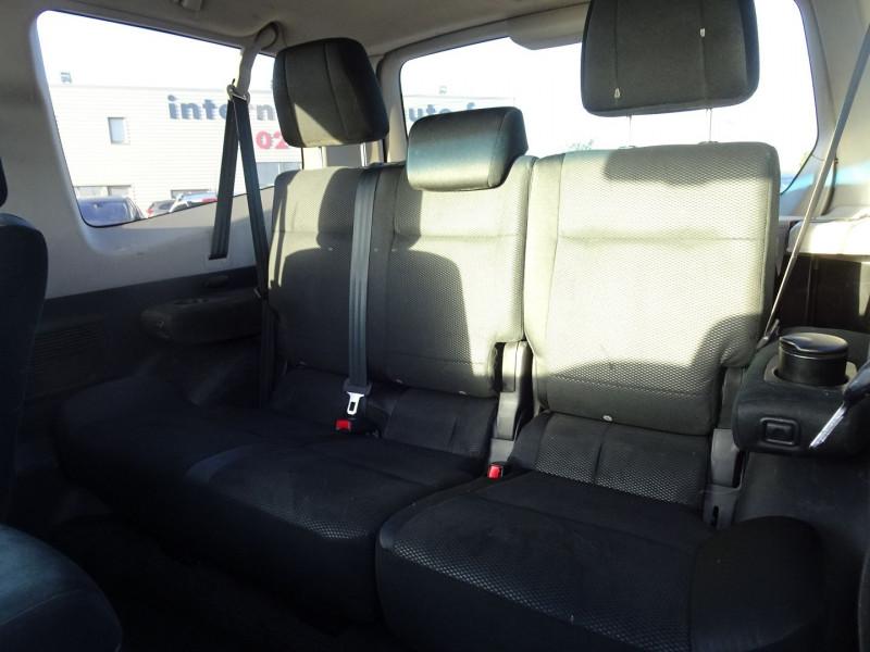 Photo 4 de l'offre de MITSUBISHI PAJERO 3.2 DI-D170 INTENSE BA 3P à 12890€ chez International Auto Auneau