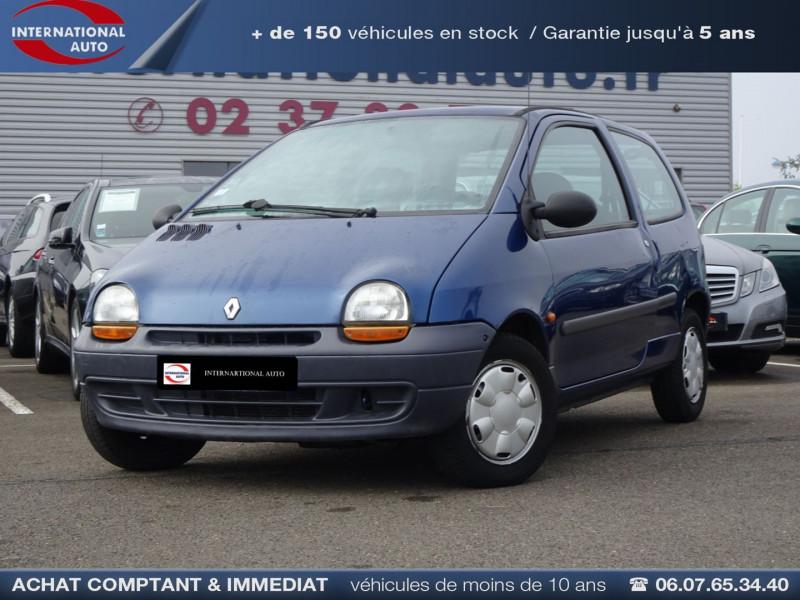 Renault TWINGO 1.2 60CH ALIZE Essence BLEU Occasion à vendre