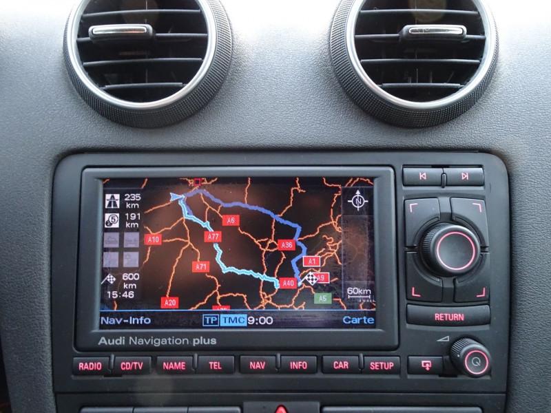 Photo 20 de l'offre de AUDI A3 SPORTBACK 2.0 TDI 170CH DPF S LINE à 12290€ chez International Auto Auneau