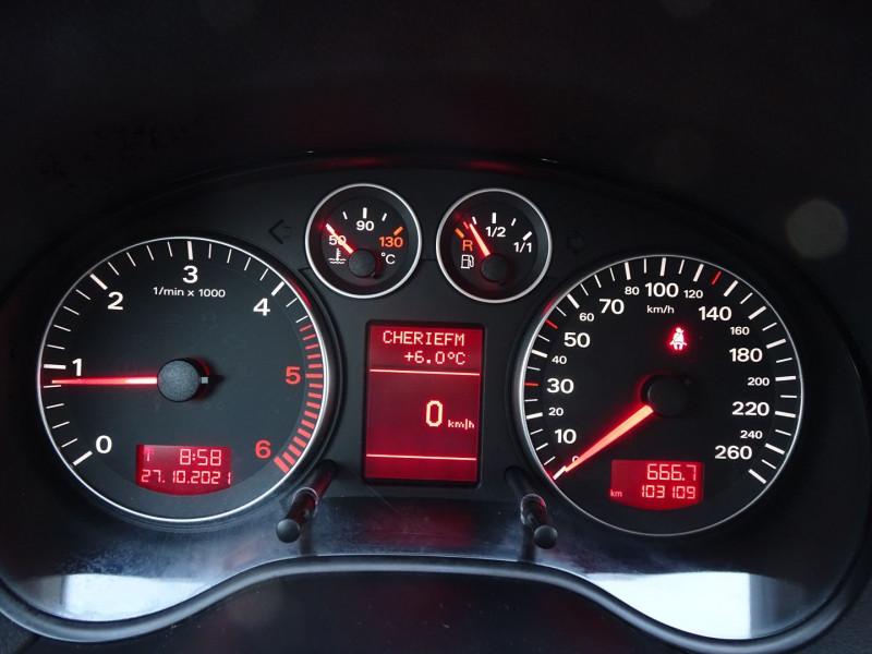 Photo 17 de l'offre de AUDI A3 SPORTBACK 2.0 TDI 170CH DPF S LINE à 12290€ chez International Auto Auneau