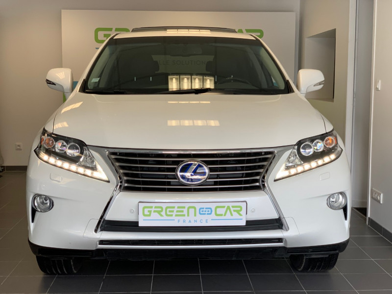 Photo 2 de l'offre de LEXUS RX 450H 4WD DESIGN à 27980€ chez Greencar France