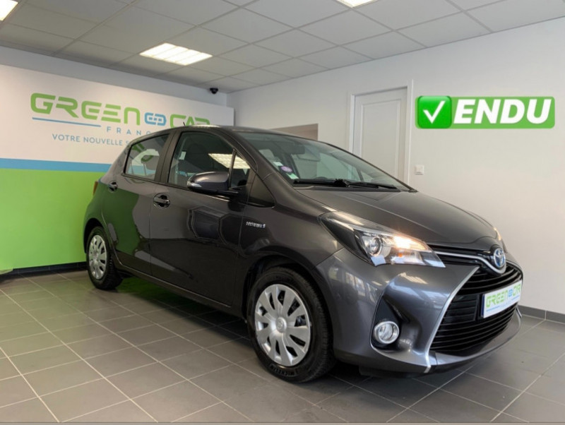 Toyota YARIS HSD 100H BUSINESS 5P Hybride ANTHRACITE Occasion à vendre