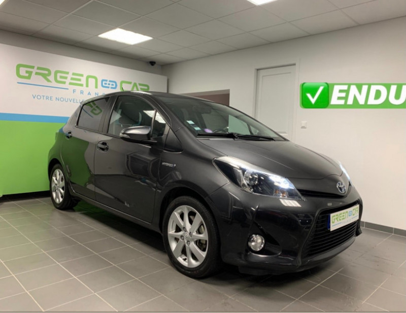 Toyota YARIS HSD 100H STYLE 5P Hybride ANTHRACITE Occasion à vendre