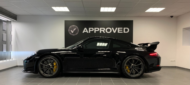 Photo 6 de l'offre de PORSCHE 911 COUPE (991) 4.0 500CH GT3 PDK à 149900€ chez Greencar France